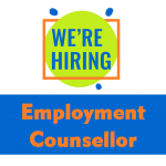 Hiring Employment Counsellor - August 2017