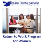 ABEA Return to Work Program for Women